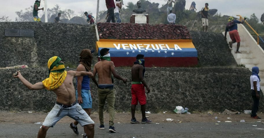 Brazil Venezuela Political Crisis