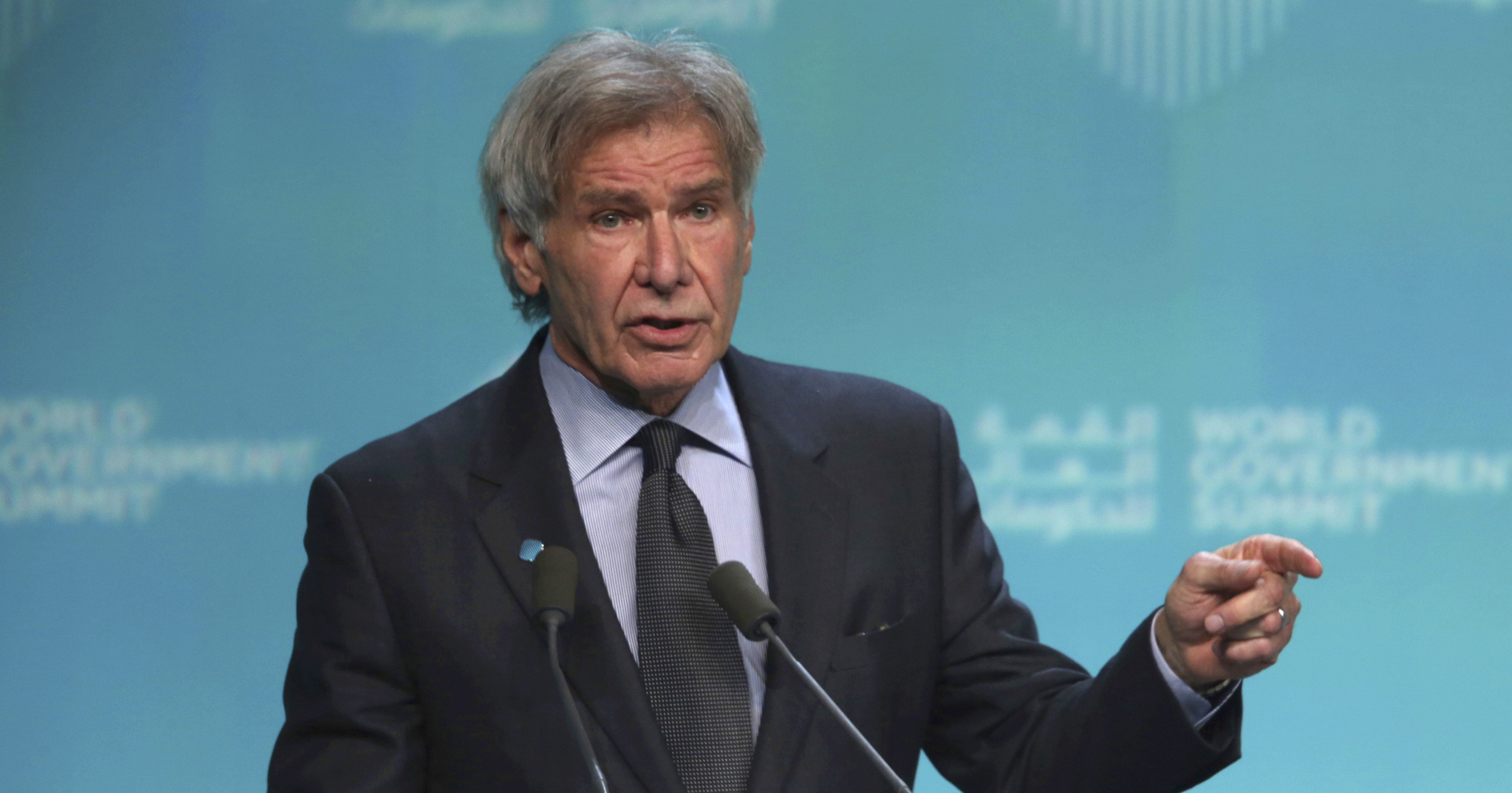Emirates People Harrison Ford