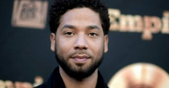 "In this May 20, 2016, file photo, actor and singer Jussie Smollett attends the ""Empire"" FYC Event in Los Angeles."