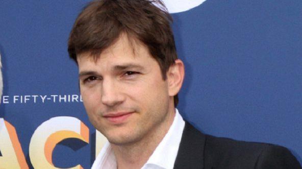 Ashton Kutcher in a 2018 file photo.