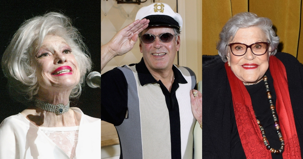 These Are the Celebrities Who Passed Away in January