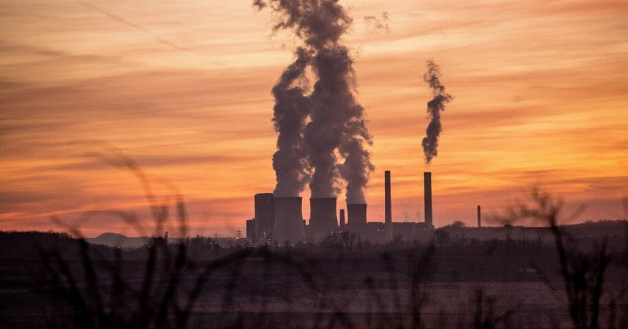 Coal Powered Plant