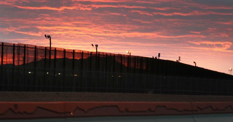 El Paso Border Wall