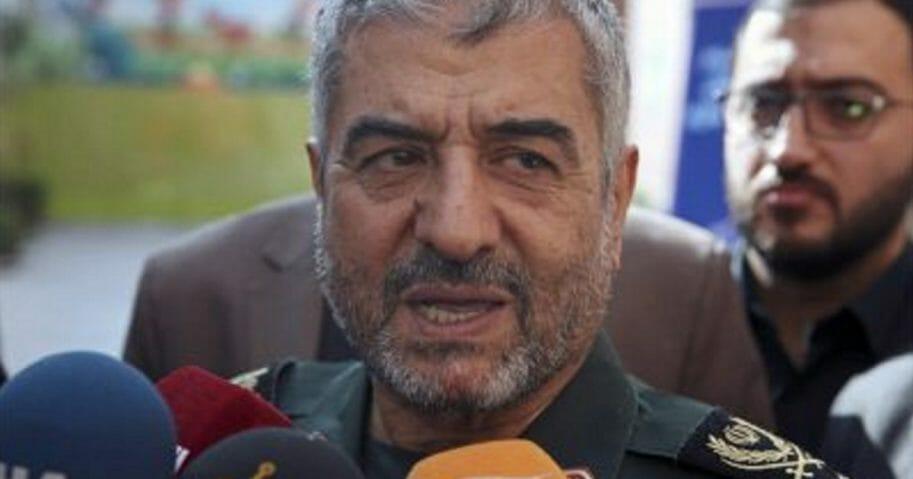 Iranian Gen. Mohammad Ali Jafari