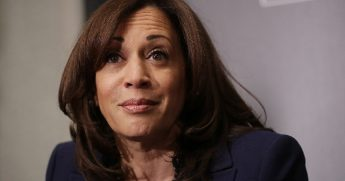Kamala Harris, pictured at a Feb. 7 appearance in Washington.