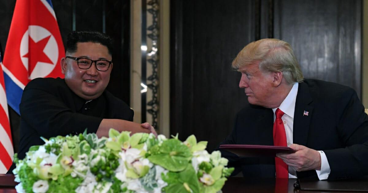Kim Jong Un Trump