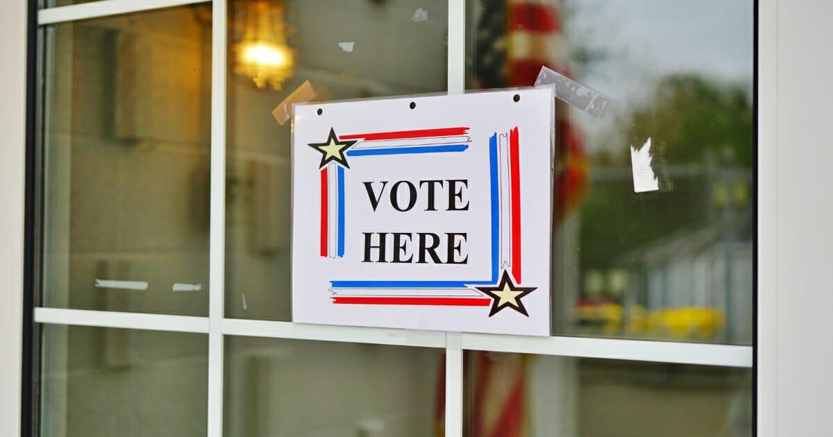 NJ Polling Place