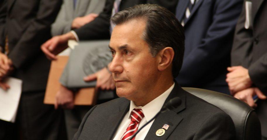 U.S. Rep. Gary Palmer, R-Alabama.