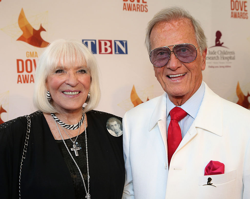 Shirley and Pat Boone