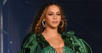 Beyonce performs during the Global Citizen Festival: Mandela 100 at FNB Stadium on Dec. 2, 2018.
