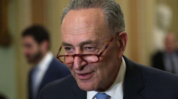 Democratic Sen. Chuck Schumer