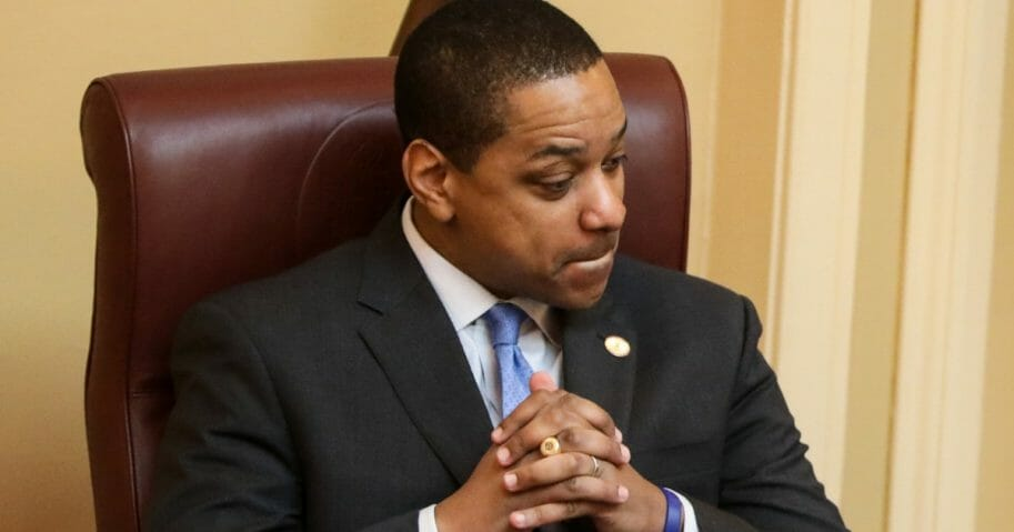 Virginia Lieutenant Governor Justin Fairfax