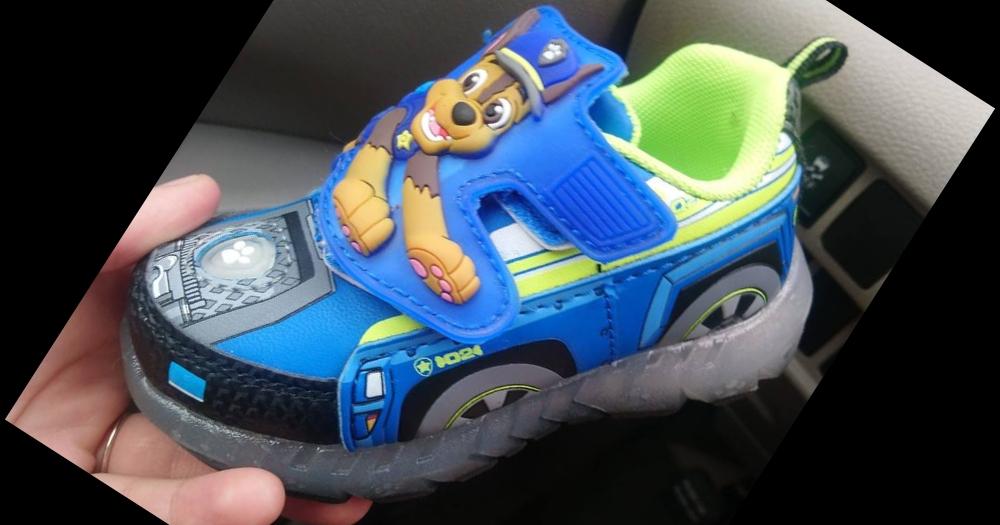 Rachel Arrington Bailey, Paw Patrol Shoe