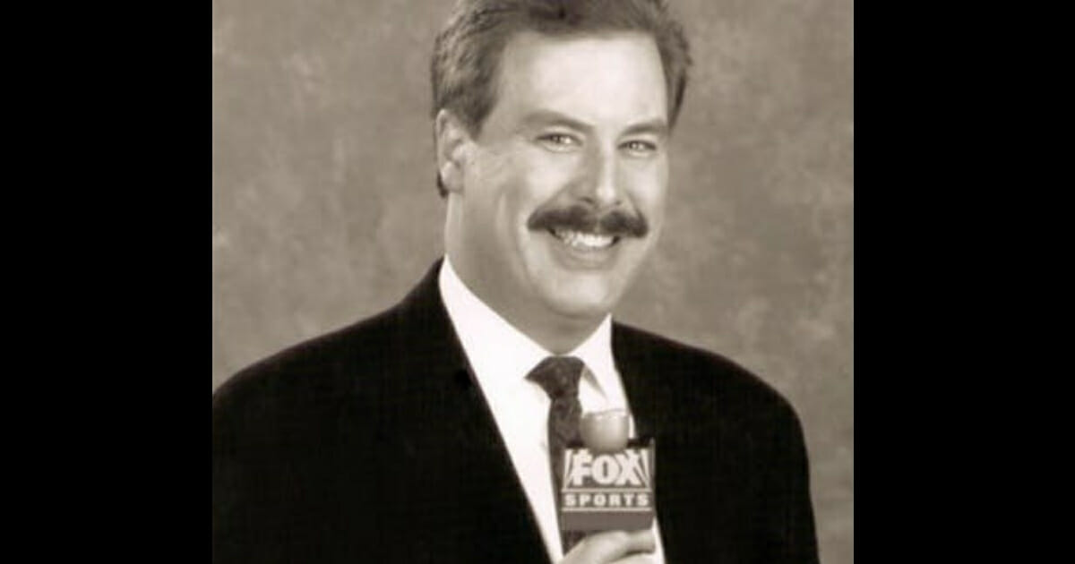 Doug McLeod, who does play-by-play for the University of Minnesota hockey team on Fox Sports North, was pulled from the Minnesota Boys' State Hockey Tournament broadcast.