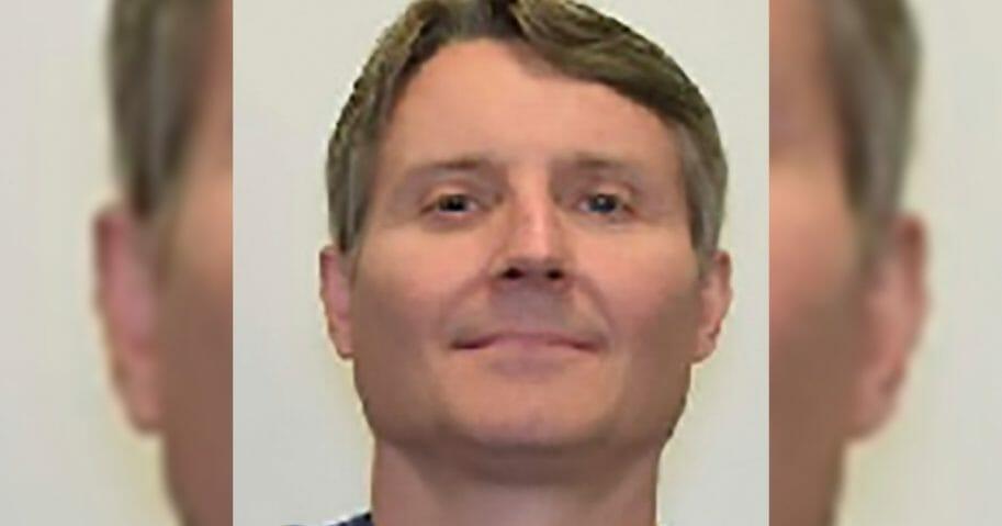 James William Hanlon police mugshot