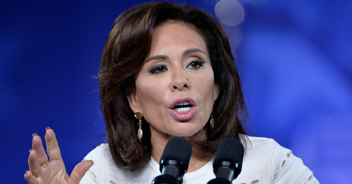 Judge Jeanine Pirro of Fox News makes remarks to the Conservative Political Action Conference at National Harbor, Maryland, February 23, 2017.