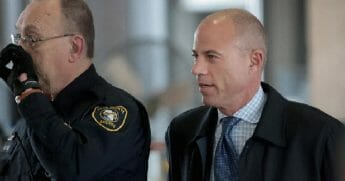 Attorney Michael Avenatti, pictured in a file photo from February, was arrested Monday in New York on federal charges including extortion and conspiracy.