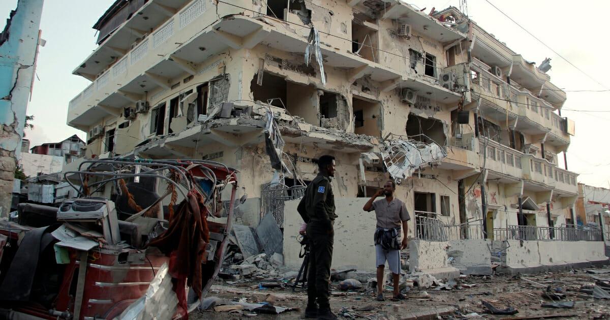 Somalia Airstrike