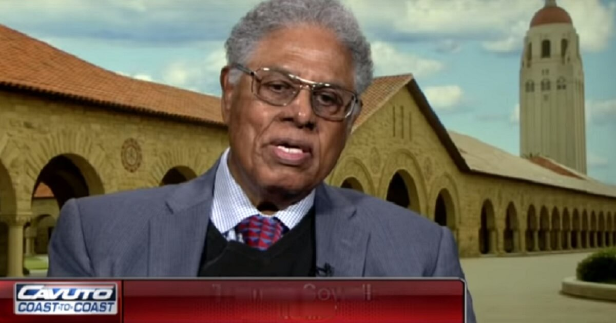 Thomas Sowell Uses Fact About Firstborn Children To Crush Liberal Lies on Discrimination