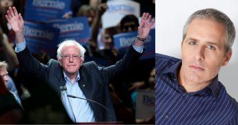 Bernie Sanders and David Sirota.