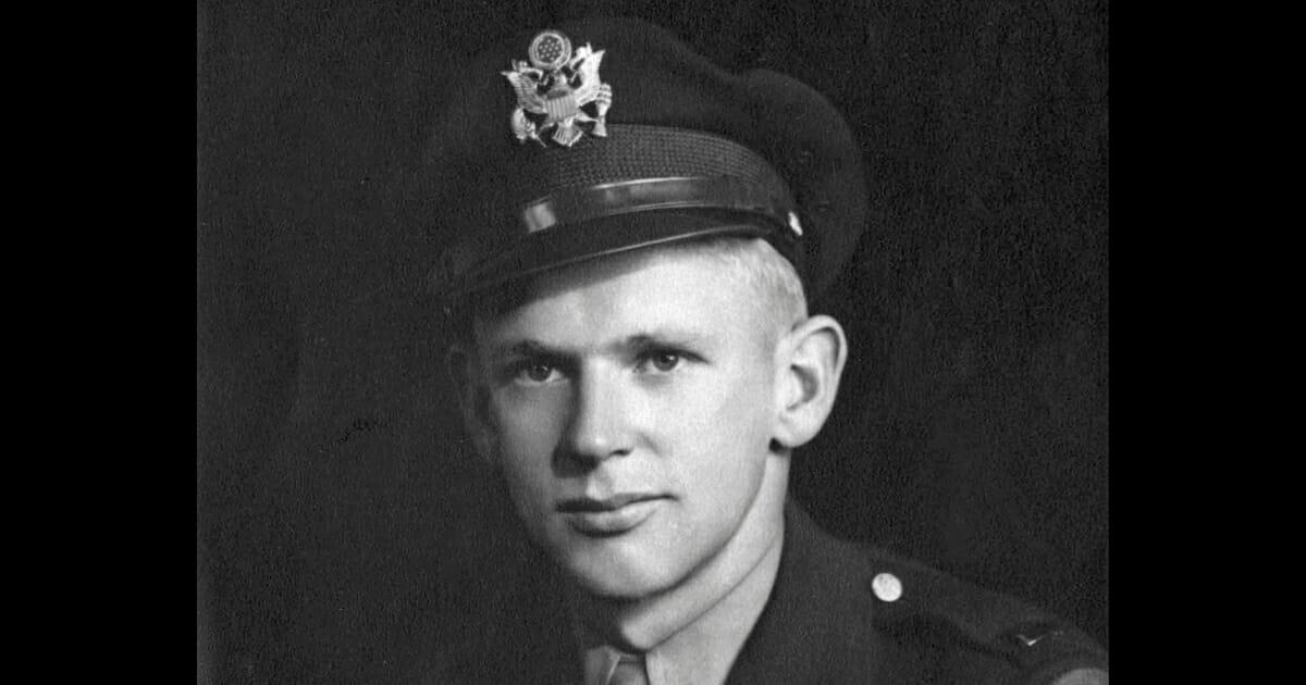 WWII Pilot Burial