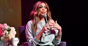 Television personality Wendy Williams speaks onstage during her celebration of 10 years of 'The Wendy Williams Show' at The Buckhead Theatre on Aug. 16, 2018, in Atlanta, Georgia.