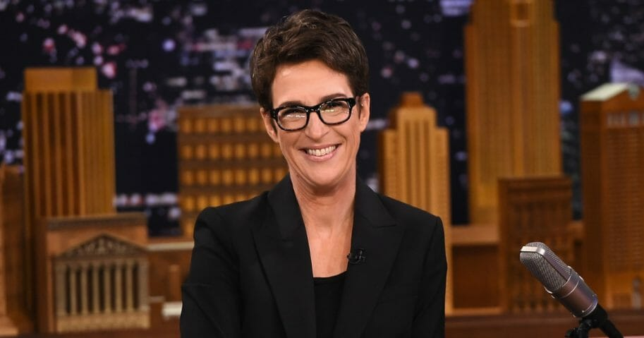 "Rachel Maddow on ""The Tonight Show Starring Jimmy Fallon"""