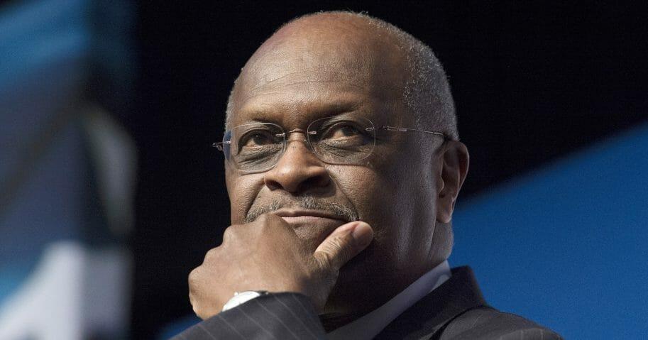 Trump Federal Reserve Cain