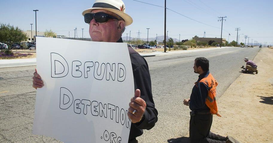 Immigration Detention California