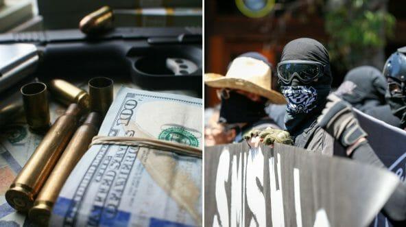Antifa Money