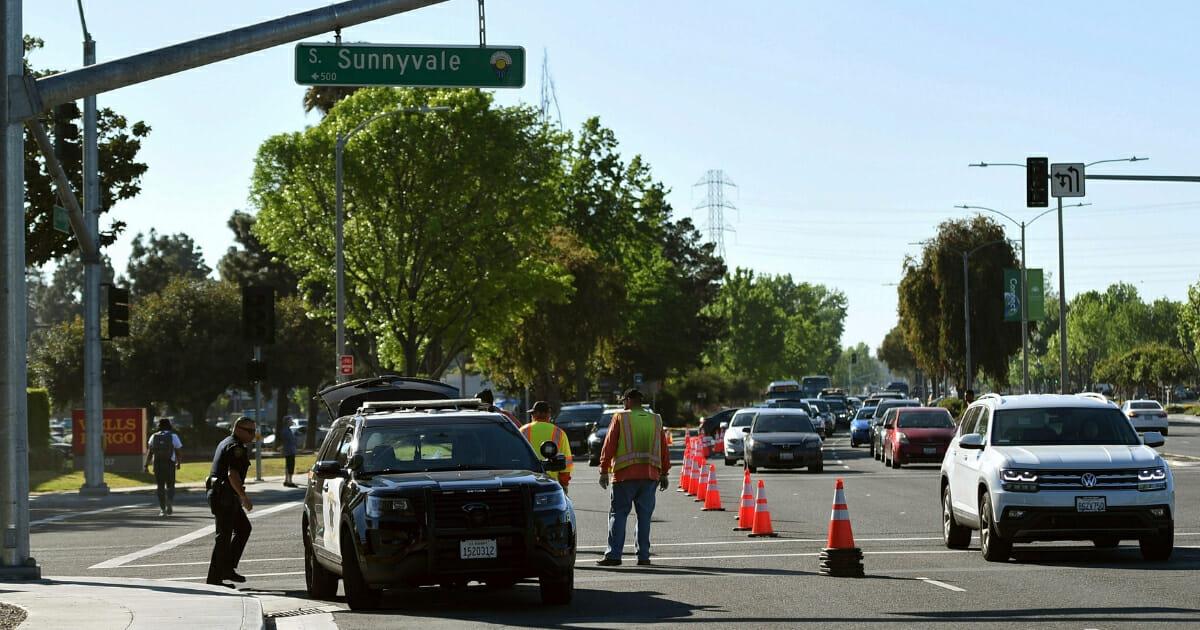 California Pedestrian Accident
