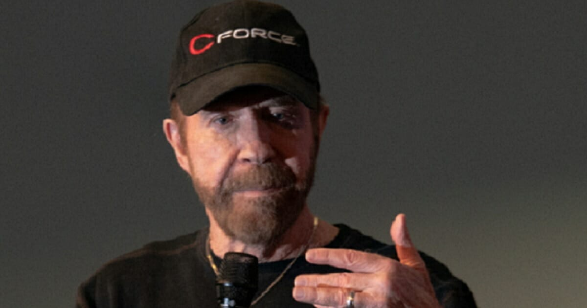 Glock Announces Chuck Norris as New Spokesman