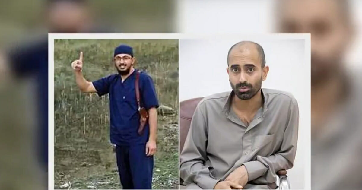 Issam Abuanza, left, and ex-pharmacist Mohammad Answar Miah reportedly worked together to aid Islamic State.