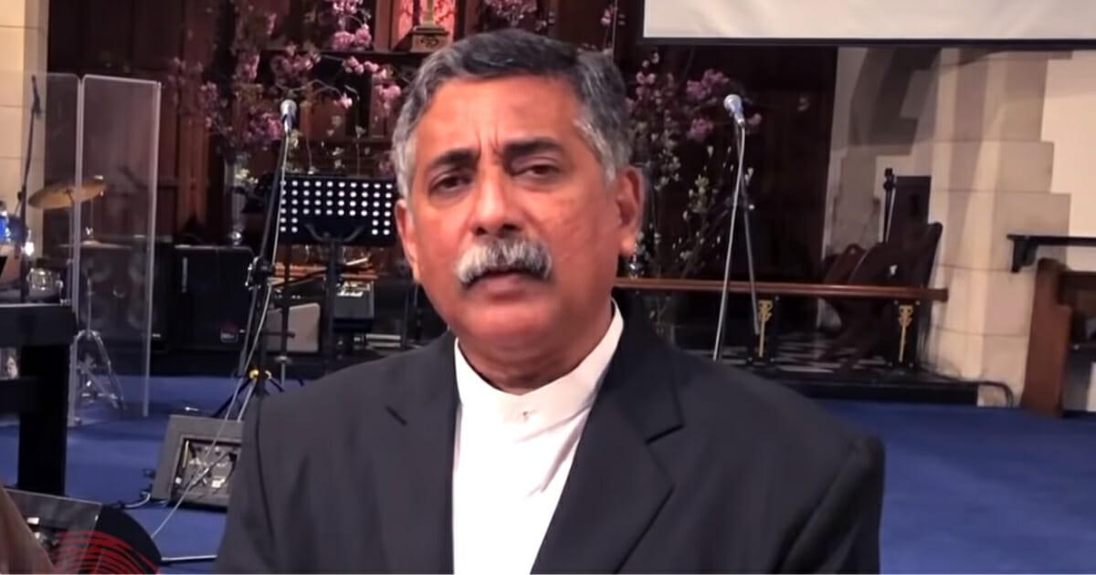 Rev. Roshan Mahesan explains the message of forgiveness.