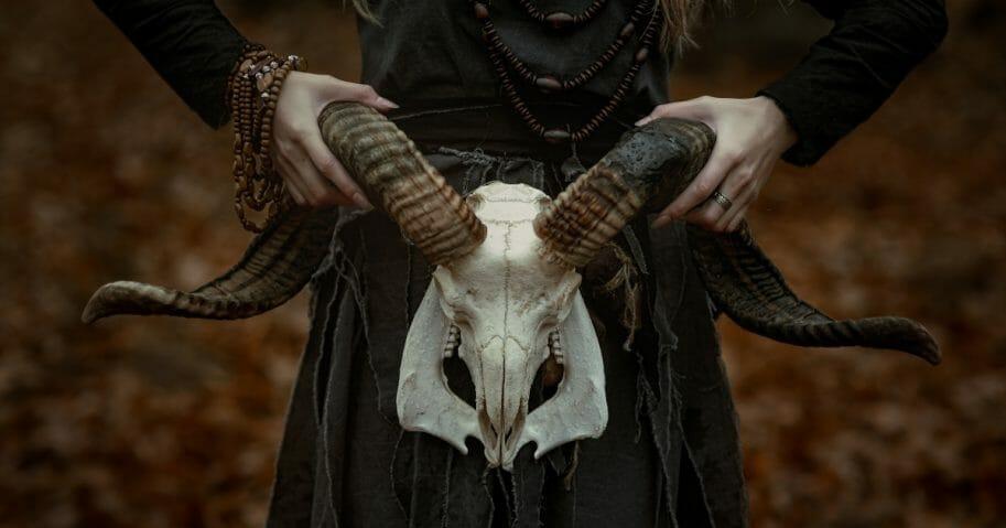 Satanic symbolism
