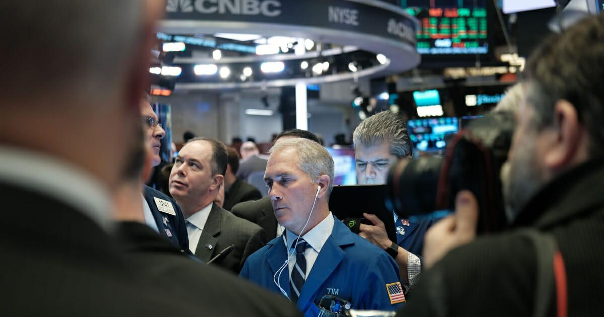 Stock Market Traders