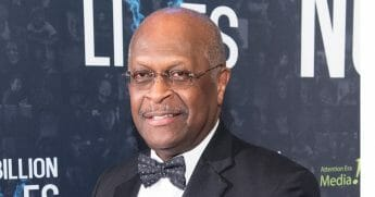 Herman Cain from a 2016 file photo.