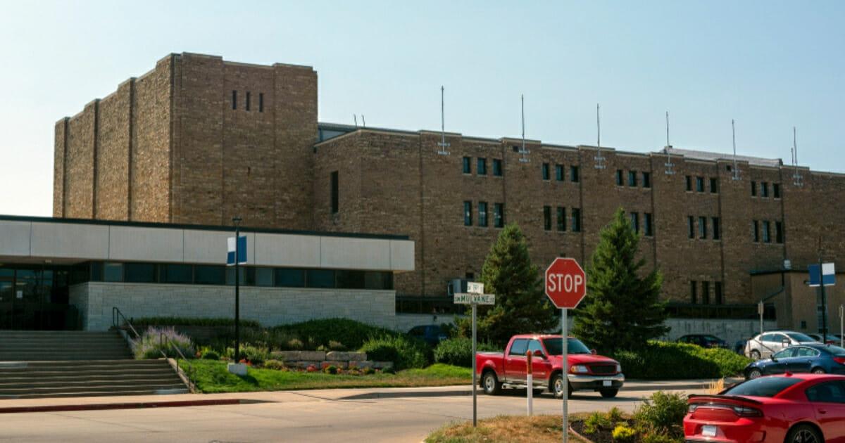Washburn University in Topeka, Kan.