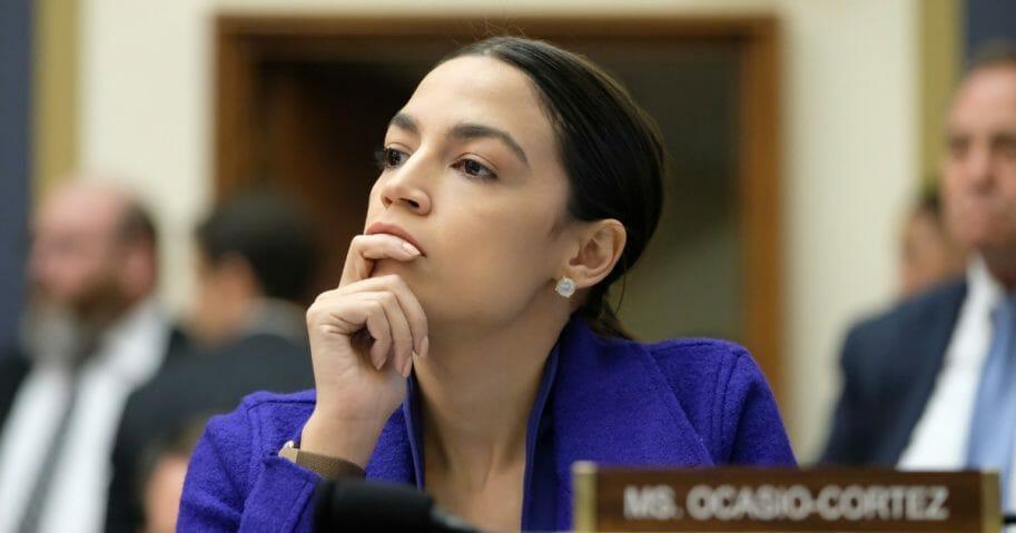 Democratic Rep. Alexandria Ocasio-Cortez