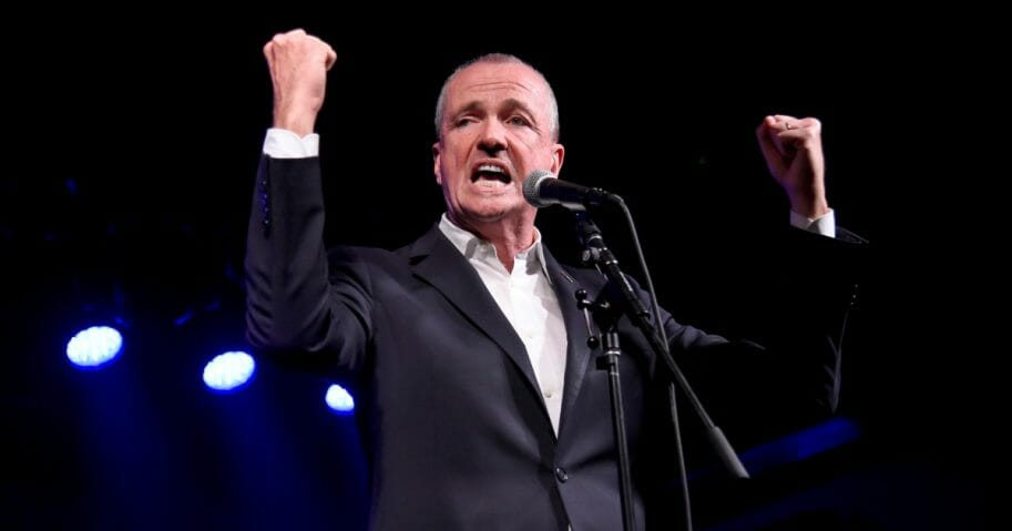 Governor of New Jersey Phil Murphy