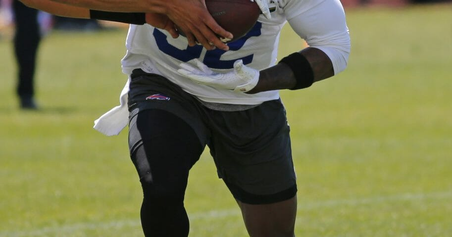 O.J. Simpson Signed Buffalo Bills Eclipse Black Matte