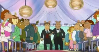 "The episode of ""Arthur"" titled ""Mr Ratburn and the Special Someone"" has sparked controversy."