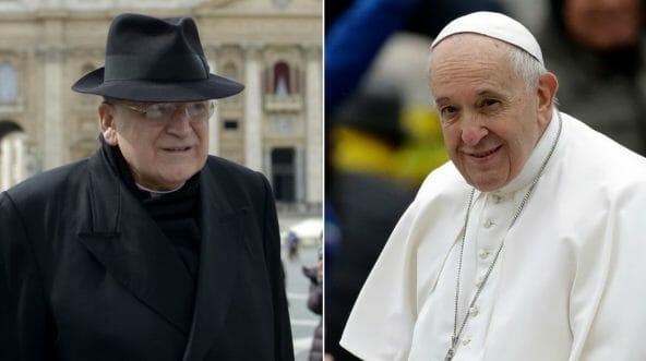 Cardinal Raymond Burke; Pope Francis