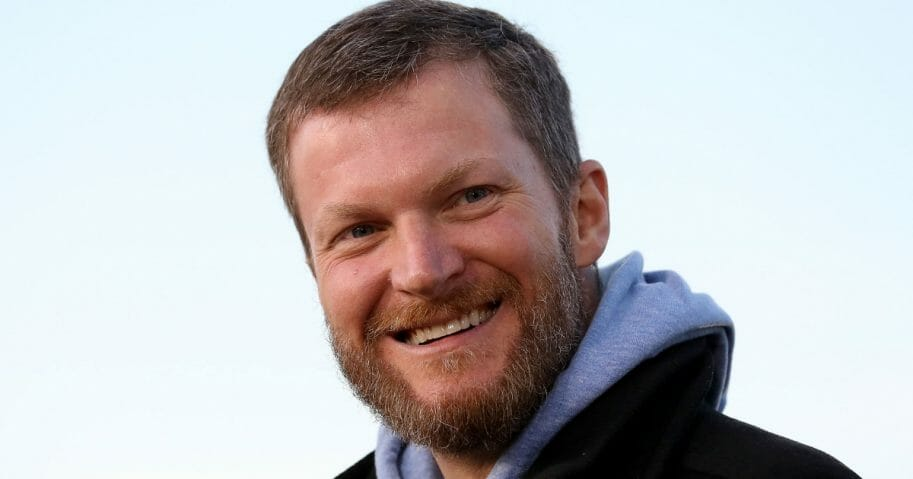 NASCAR legend Dale Earnhardt Jr.