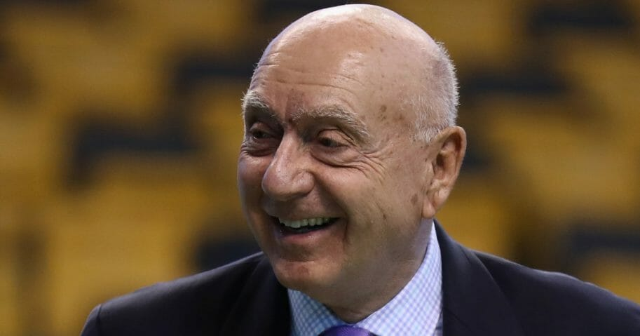 Longtime basketball analyst Dick Vitale.