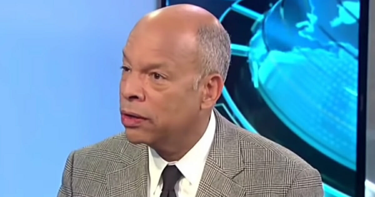 Obama DHS Chief Sounds Border Alarm: Population of Orlando Showing Up Every 2 Months