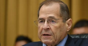 Rep. Jerry Nadler, chairman of the House Judiciary Committee, speaks during a hearing on May 21, 2019, in Washington, D.C. (MANDEL NGAN / AFP / Getty Images)
