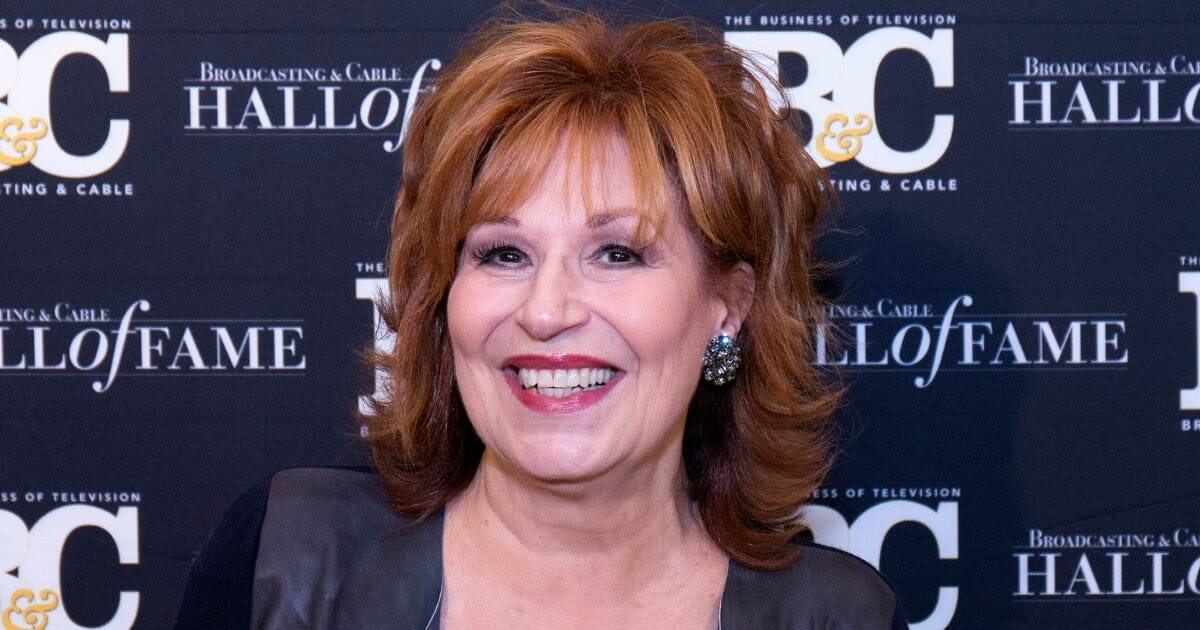 Joy Behar Calls for All Pro-Life 'White Guys' To Get Vasectomies