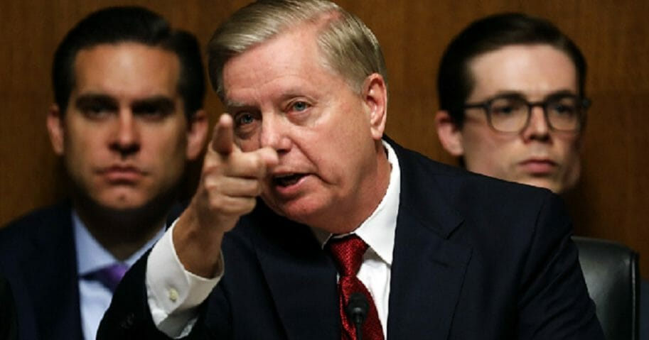 Lindsey Graham: Obama Officials Worried About Being 'Exposed