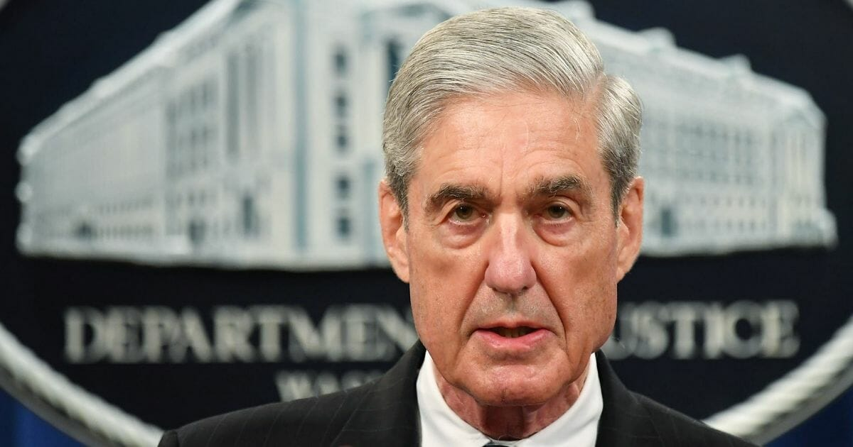 Here's How Mueller Contradicted His Own Report on Collusion in Controversial Public Statement